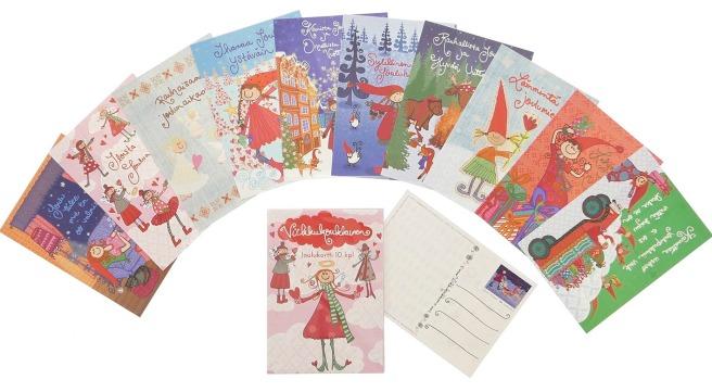 virkkukoukkunen-sokerienkeli-joulukorttinippu-2